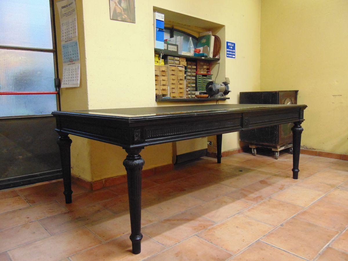 Tavolo nuovo costruito in pioppo nero dsc00673.jpg