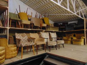 50s-'60s sofas and armchairs