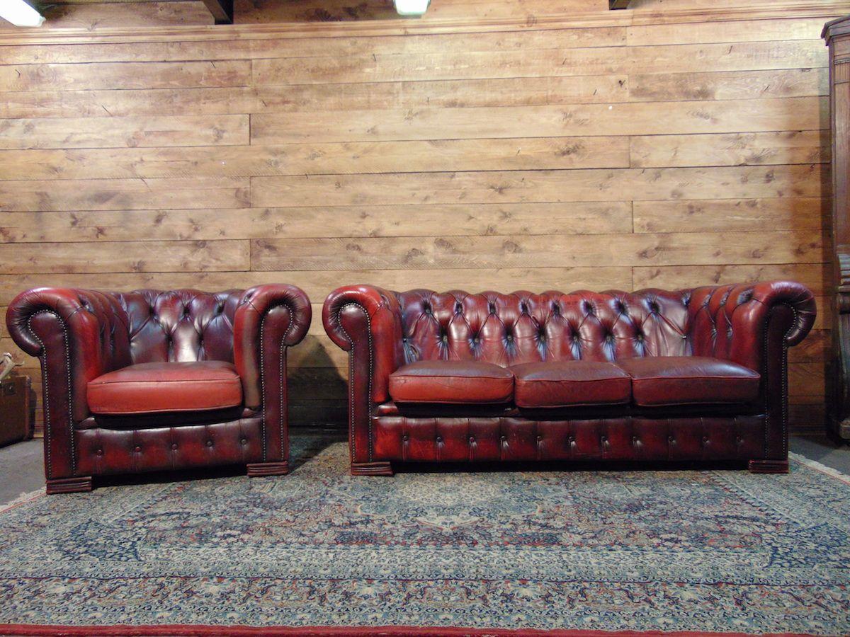 Salotto Chesterfield originale inglese dsc01472.jpg