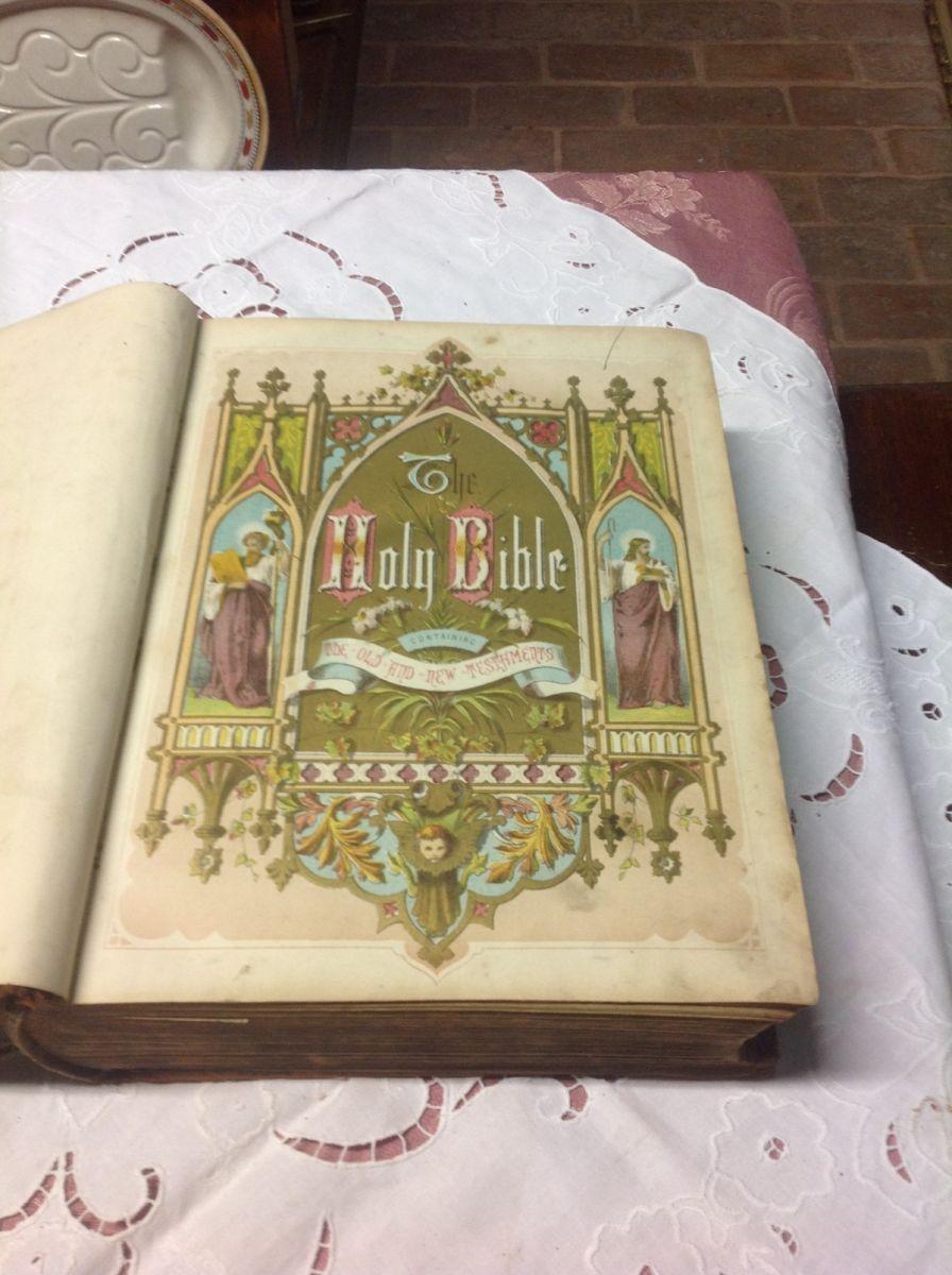 Antica bibbia inglese foto10-04-14164444.jpg