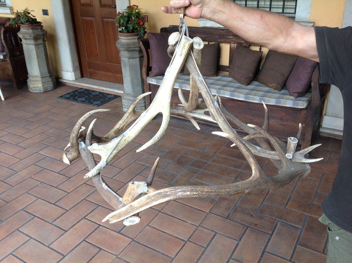 Custom made chandelier with 4 lights img_1715-1200.jpg